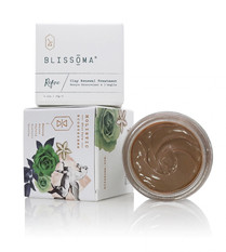 Skin Type: For the exfoliation of all skin types, especially helpful for skin prone to blemishes with redness and inflammation,  flaking, and uneven hydration 26 active ingredients 100% natural, botanical recipe with rhassoul clay, celery juice enzymes, and zinc 2.4 oz quantity provides enough to use product once weekly for 10 weeks.  Premixed mask made with potent, liquid herb extracts guarantees the right concentration every time Refine is a creamy clay formula to exfoliate, detoxify, and improve the appearance of skin's smoothness and tone.