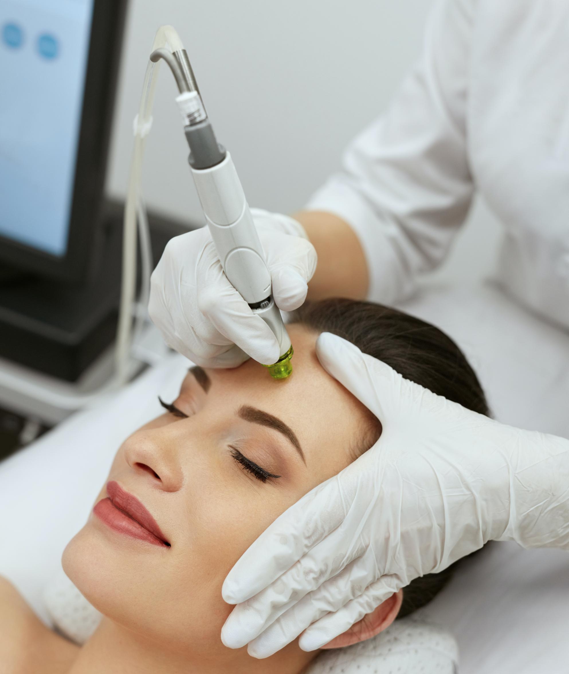 Hydra-Peel Facial Treatment