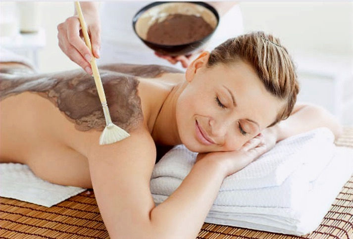 Herbal Detoxifying Back Facial