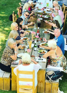 relaxed bbq catering sussex