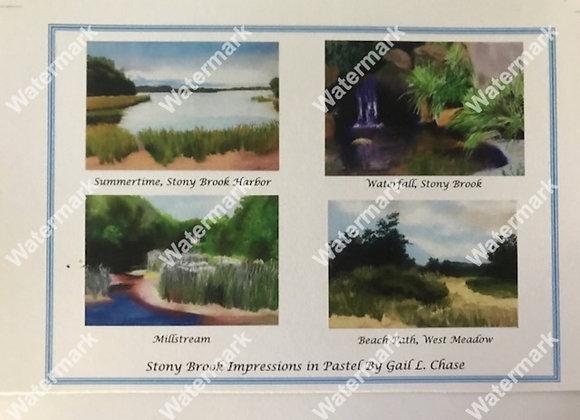 Stony Brook Impressions Card Box