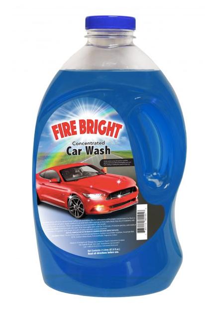 FIRE BRIGHT CAR WASH