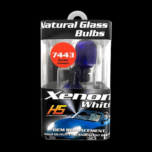 HS XENON 7443 BULBS