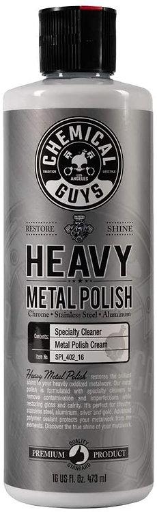 CHEM. GUYS HEAVY METAL POLISH