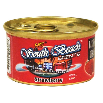 SOUTH BEACH SCENTS STRAWBERRY