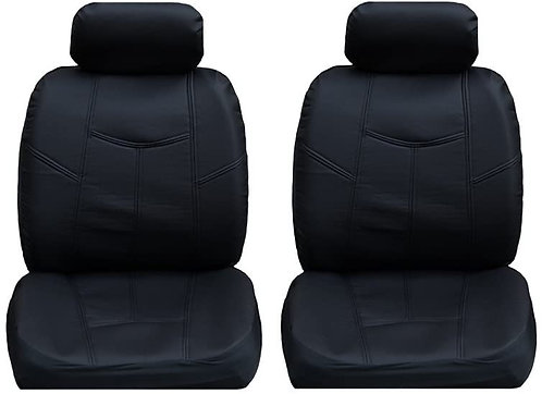 CLA SEAT COVERS LEATHER LOOK
