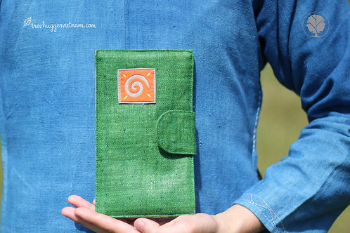 Mobile Phone Cover from Hemp