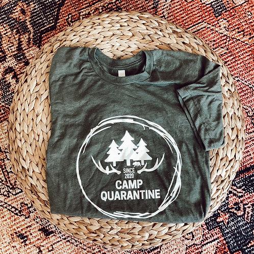 Camp Quarantine Adult T-Shirt