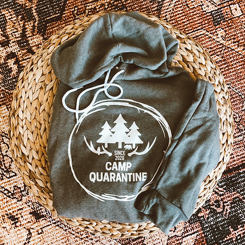 Camp Quarantine Adult Sweatshirt