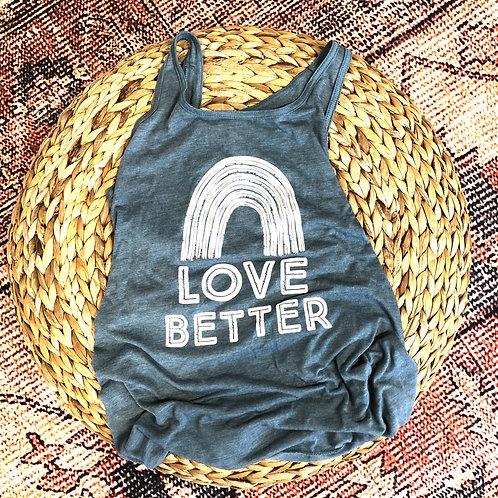 Love Better Tank Top
