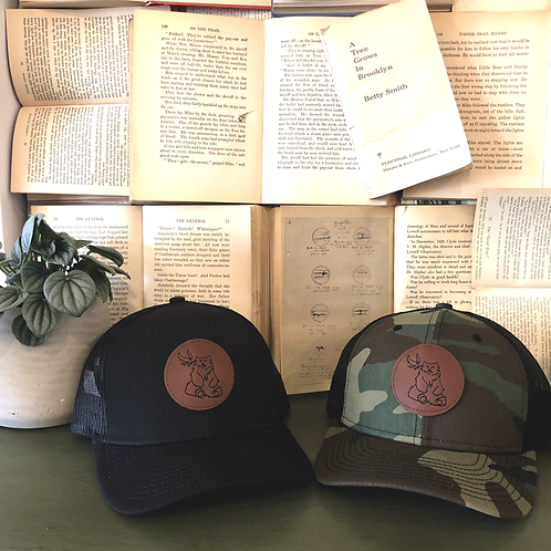 Bird & Bear Trucker Hat