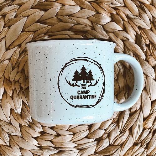 Camp Quarantine Mug