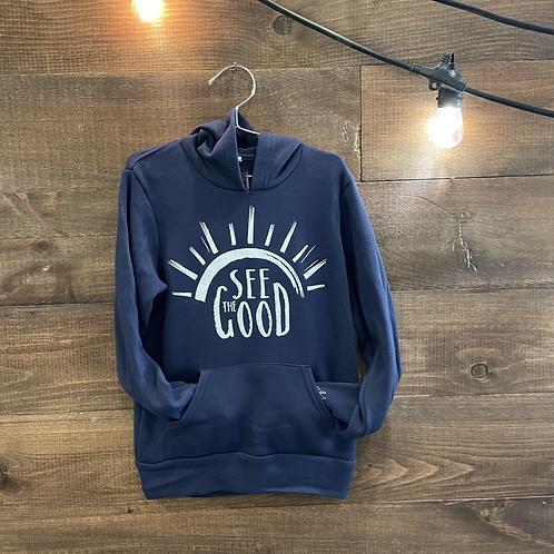 Kid See the Good (Hoodie)