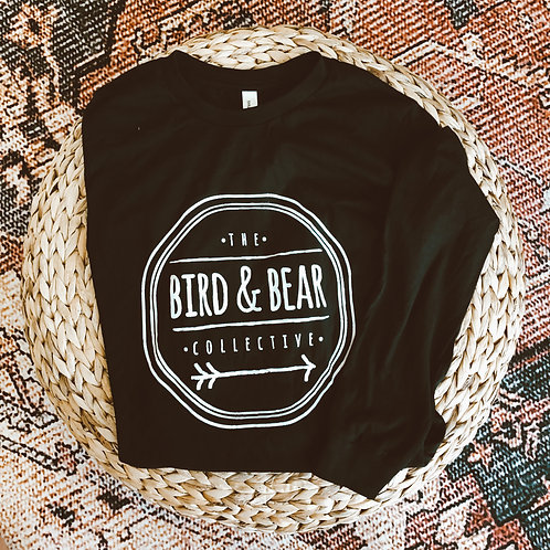 Bird & Bear Collective Long Sleeve T-Shirt