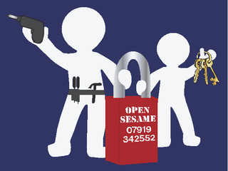 Open-Sesame Locksmith | 07919 342552 Locked Out Of Car