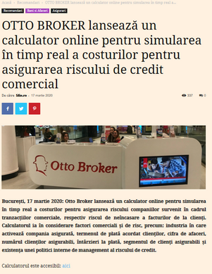 Articol Saptamana Financiara Calculator