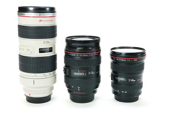 Canon 3 Lens Kit