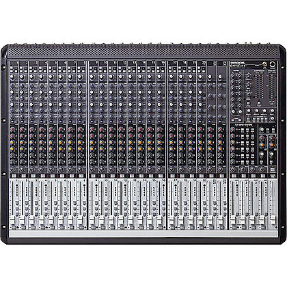 Mackie Onyx 24.4 - 24 Channel, 4 Bus Mixer