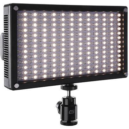 Genaray LED Variable-Color On-Camera Light