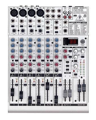 Behringer UB1204FX Pro 12 Input Mixer