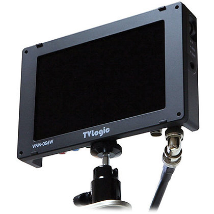 "TVLogic 5.6"" Lightweight Compact Viewfinder Monitor"
