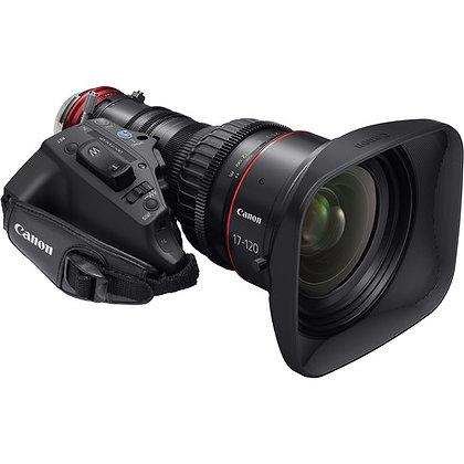 Canon CN7x17 KAS S Cine-Servo 17-120mm