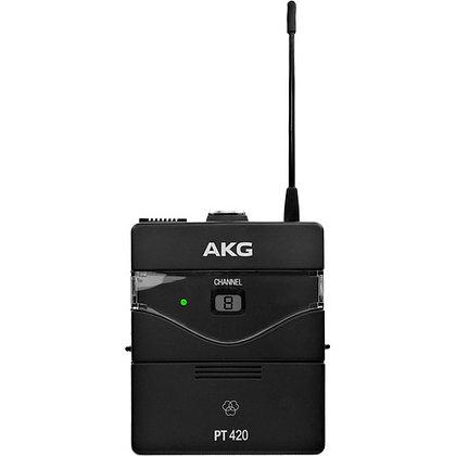 AKG PT420 Wireless Bodypack Transmitter