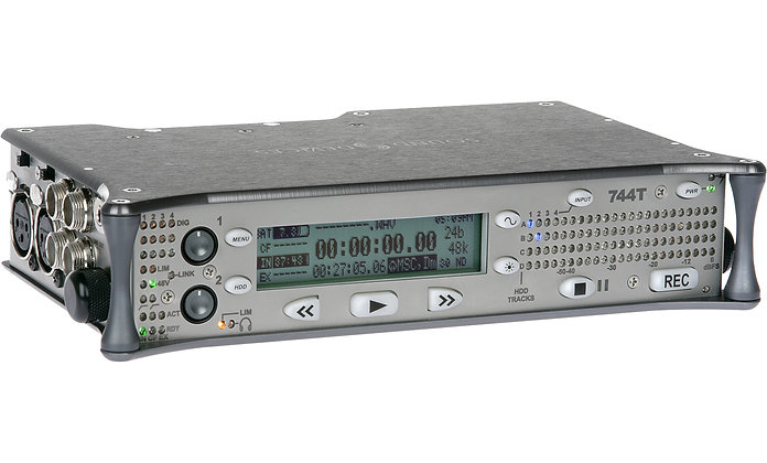 Sound Devices 744T 4-Channel Recorder