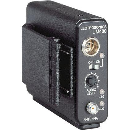 Lectrosonics UM400A Beltpack Transmitter
