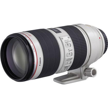 Canon EF 70-200mm f/2.8 Lens