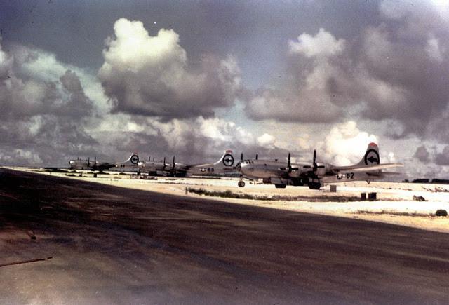 North Field, Tinian