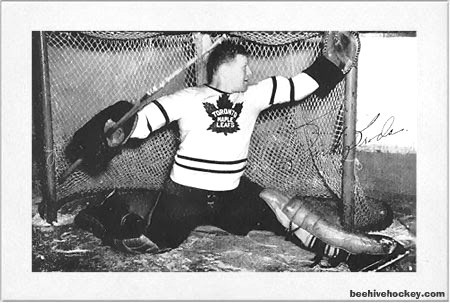 """Original Six"" Goaltenders…Part One"