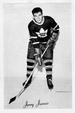 Gerry James, Toronto Maple Leafs