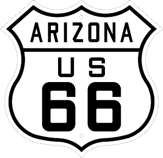 Arizona Route 66 logo
