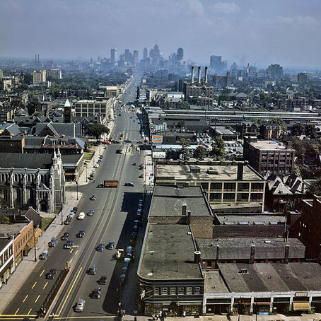 The Motor City Revival