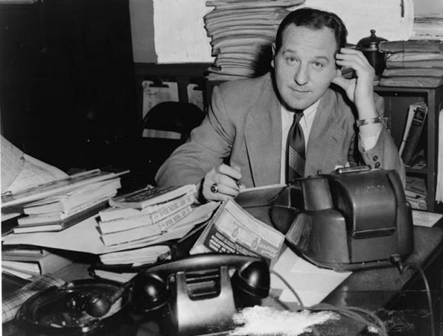 Baseball statistician Allan Roth