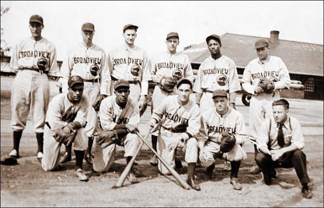 1937 Broadview Buffaloes