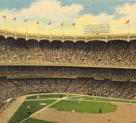 The Grand Ballparks of New York City