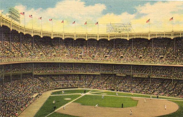 Yankee Stadium, 1950s
