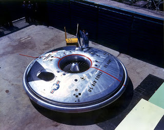 The Avrocar, Canada's flying saucer