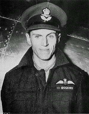 Buzz Beurling, March 1943