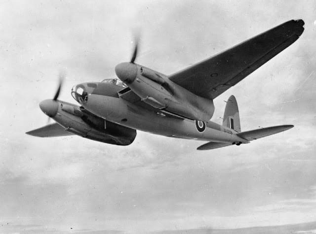 de Havilland Mosquito B.IV