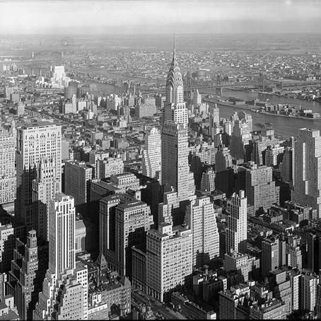 Is New York's Chrysler Building the Forgotten Skyscraper?
