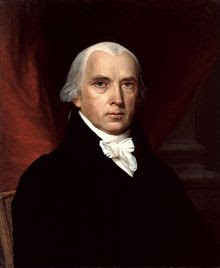 Fourth President of the United States,  James Madison