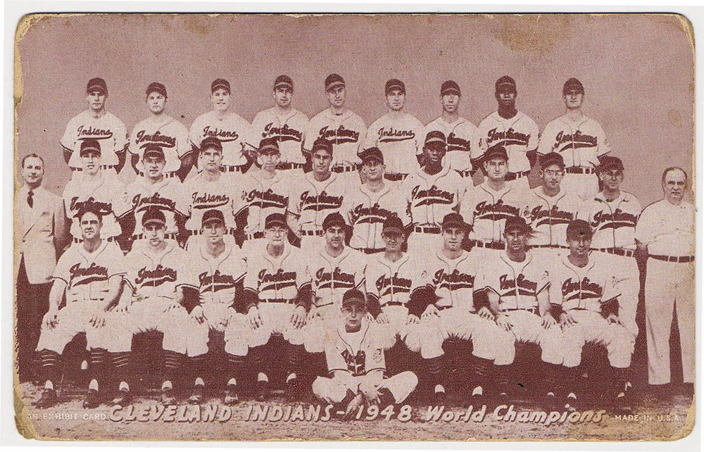 1948 Cleveland Indians