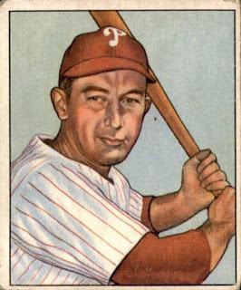 Eddie Waitkus 1950