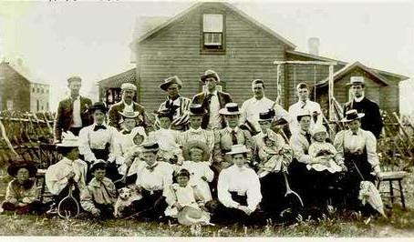 Victorian Aristocracy on the Prairies