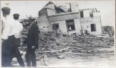 Regina Tornado, 1912