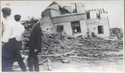 The Regina Tornado
