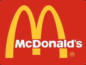 McDonalds 1990s logo